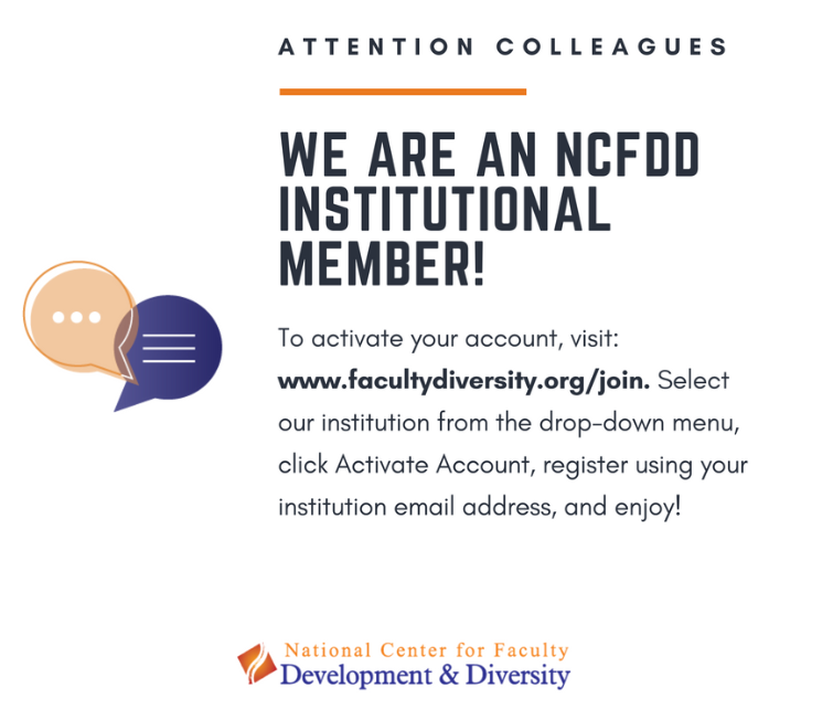 VCU's NCFDD membership confirmed