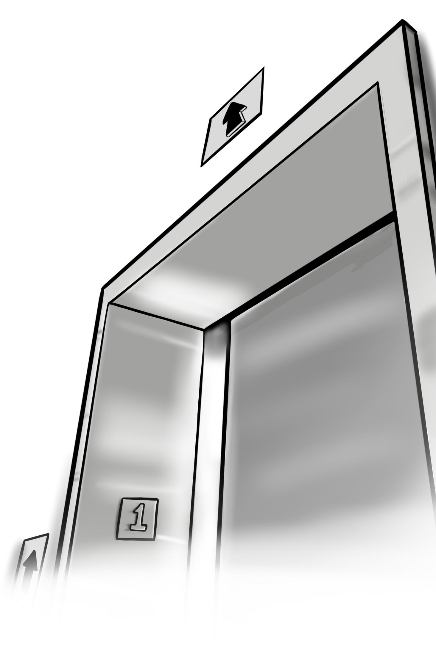 Elevator graphic
